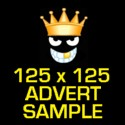 125x125AdvertSample