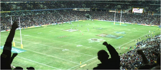 A history of the epic battle between australian rugby league and super league