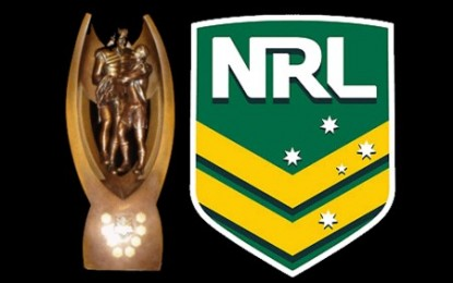 The 2013 Missing In Action NRL Team