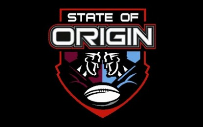 Paul Gallen Out Of State Of Origin Three