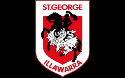 Imagine Being A St George/Illawarra Dragons Player…