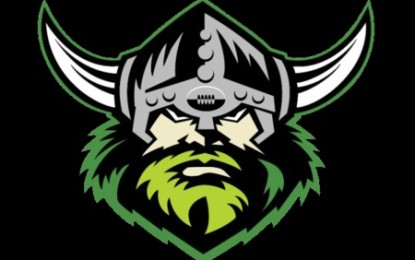 The Canberra Raiders Beat The Cronulla Sharks