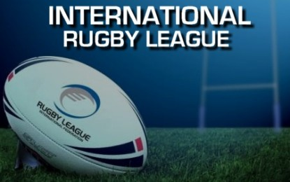 Mid Season Rugby League International Games 2019