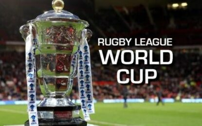 New Zealand Are The Rugby League World Champions!!!
