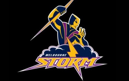 Kevin Proctor Re-Signs With The Melbourne Storm