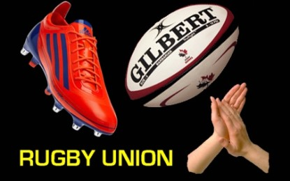Rugby Fun, Here Comes The Boom!