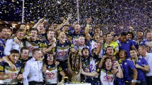 North Queensland Cowboys 2015 NRL Champions