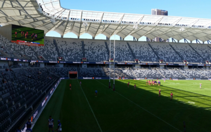 First Visit To Bankwest Stadium, What An Amazing Venue For Rugby League!