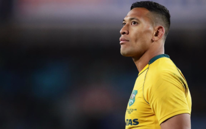 The Official Israel Folau Go Fund Me