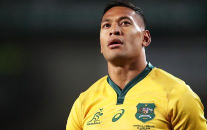 Go Fund Me Shuts Down Israel Folau's Cash Grab