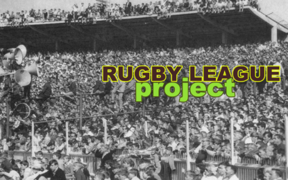 Donate To The Rugby League Project Patreon