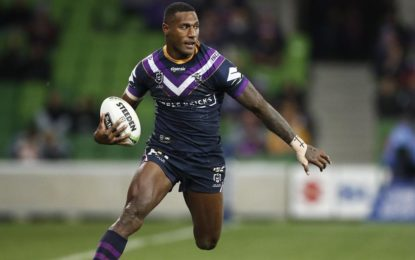 Suliasi Vunivalu Sounded Out For Switch To Rugby Union To Play For Wallabies