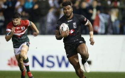 New Fijian Team, The Kaiviti Silktails, To Join The Ron Massey Cup In 2020 With An Eye On Canterbury Cup