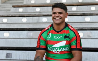 Latrell Mitchell To Usher In A New Era At The South Sydney Rabbitohs