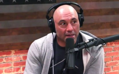 Joe Rogan Walking The Line Between Exclusivity And Reaching The Masses