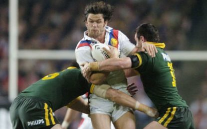 What Is The Biggest Losing Margin By Great Britain In A Rugby International?