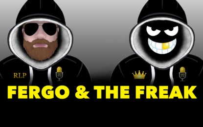Podcast: Fergo and The Freak – Episode 218 – Paul McGregor FIRED By The Dragons!