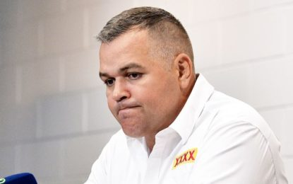 Anthony Seibold Officially Sacked By The Brisbane Broncos