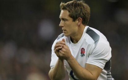 How Many Points Did Jonny Wilkinson Score For The England Rugby Union Team