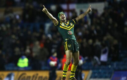 Who Has Scored The Most Points For The Australian Rugby League Team?