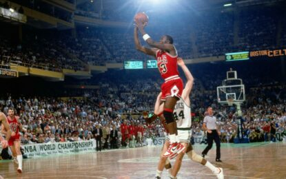 Who Holds The Record For Most Points In An NBA Playoffs Game?