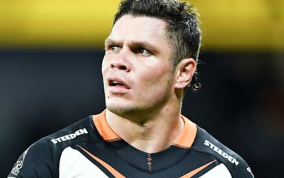 James Roberts Fined And Suspended For Walking Onto His Balcony Alone