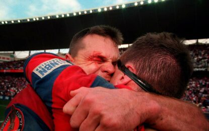 The 1997 NRL Grand Final Winners: The Newcastle Knights