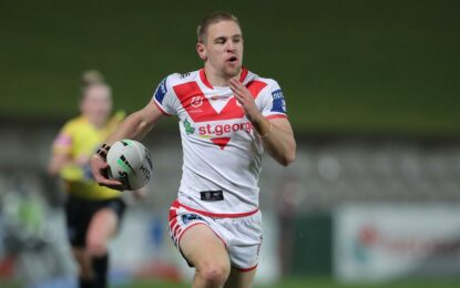 Matt Dufty Joins The Bulldogs On A One Year Deal In 2022