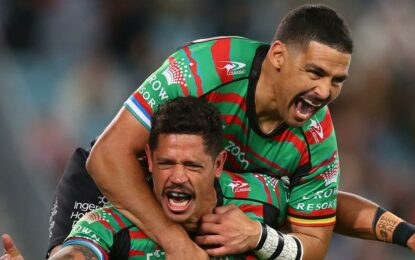 The South Sydney Rabbitohs Are Into The 2021 NRL Grand Final!!!